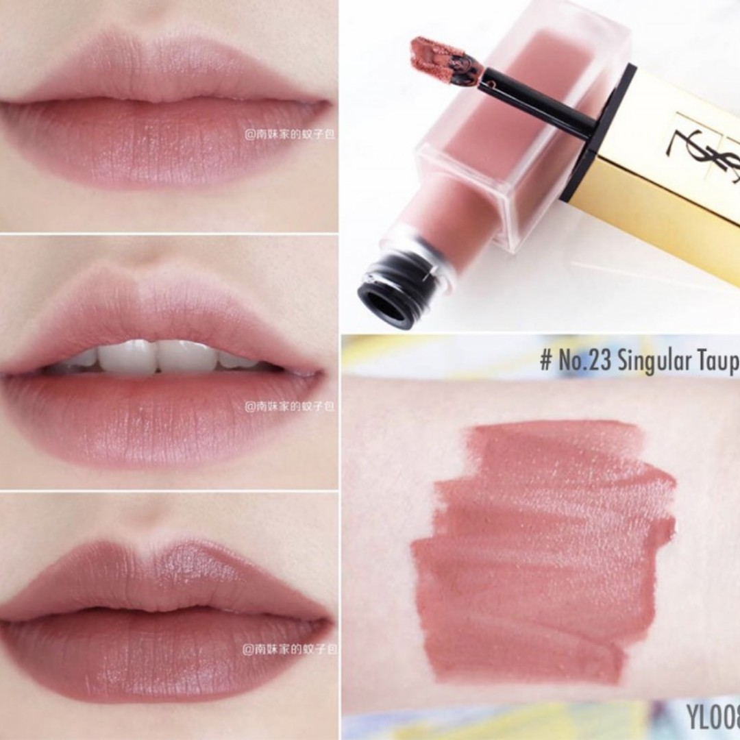 Ysl Tatouage Couture Matte Lip Stain New Amp Free Normal