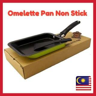 🍳🍳Omelette Pan Non Stick Frying Pan Cooking Japanese Egg