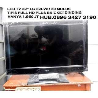 Led LG 32LV2130 Full Hd Mulus Plus Bricket Katapang Kab.Bandung