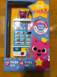 Pinkfong 音樂玩具電話