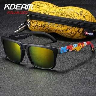 8ee2f56d71 Polarized Sunglasses Kdeam Mens Women
