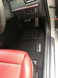 Sg Coil / Honeycomb Car Mat