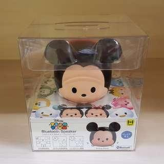 Disney Tsum Tsum Mickey Mouse Mini Music Box Wireless Bluetooth Speaker