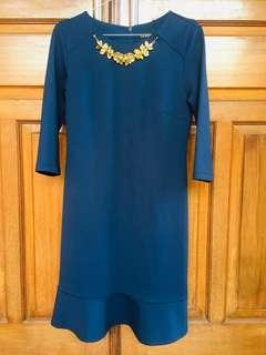 The Executive Dress Navy