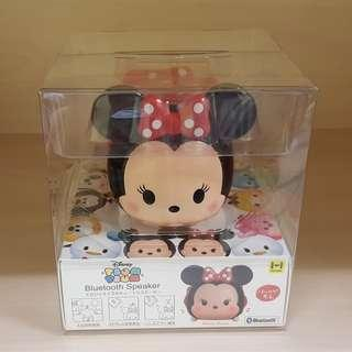 Disney Tsum Tsum Minnie Mouse Mini Music Box Wireless Bluetooth Speaker