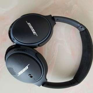 Bose SoundLink II Over-Ear Wireless Headphones