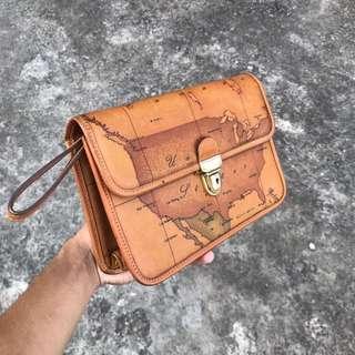 AM Clutch Bag