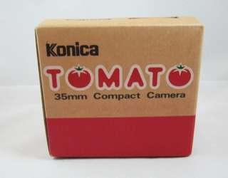 Konica 🍅 Tomato 🍅 35mm Compact Camera