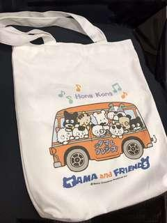 Tama and Friends 布袋