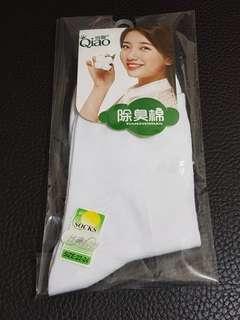 ✡可換物✡俏愛經典時尚除臭襪