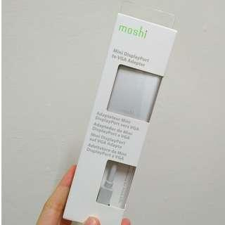 Moshi Mini DisplayPort to VGA 轉接線
