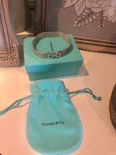 Tiffany Somerset Buckle Bracelet in New Condition. Price is Firm!