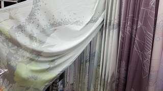 Pastel Floral Shawl