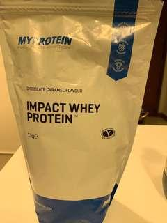 🚚 MYPROTEIN whey protein powder for clearance 👍🏼