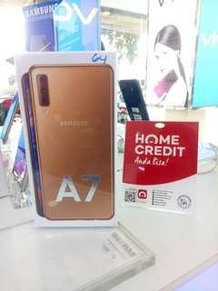 Samsung Galaxy A7 4/64 Kredit Free 1x cicilan