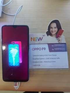 Oppo F9 Kredit Proses Mudah dan Cepat Free 1X Cicilan