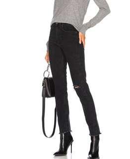 Rag & Bone High Rise Skinny Jeans Size 26