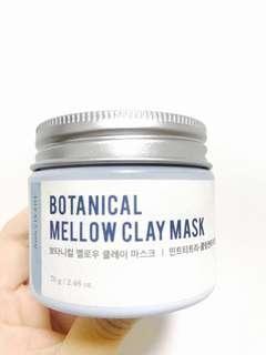 全新 Botanical Mellow Clay Mask 70g