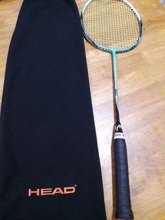 Badminton Racket(Head Brand)