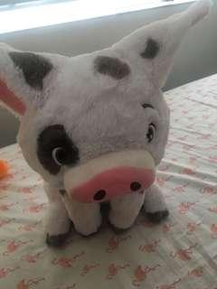 Disney large size Moana piggy doll