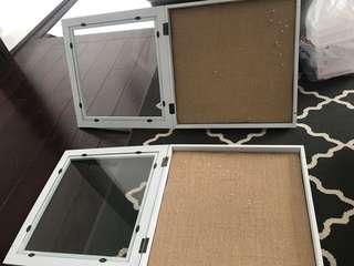 Decor picture boxes