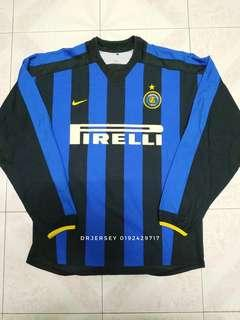 Inter milan home kit 2002/03 M