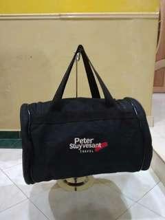 Vtg Peter Stuyvesant bag