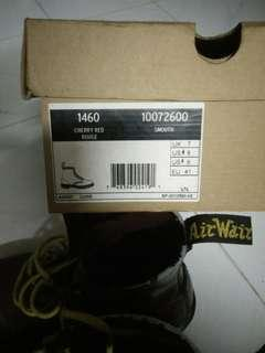 Dr. Martens (cherry red 8holes)