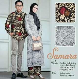 Kebaya batik couple samara