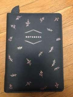 Chapters notebook