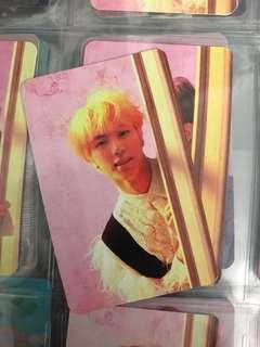 WTS/LFB BTS LY Answer Jin E and Yoongi S