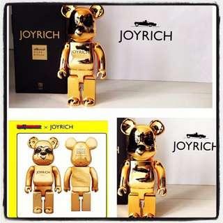 Bearbrick《JOYRICH》400%
