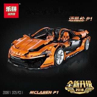 **Ready Stock** Lepin 20087 : McLaren P1 Hypercar
