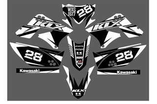 Decal/sticker KLX