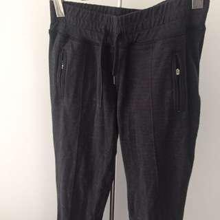 TNA sportswear thermal track pants