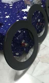 700x22c Full Carbon Wheel Set