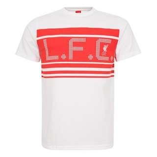 🚚 LFC Stripe White Tee
