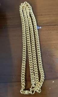 99.9Gold chain
