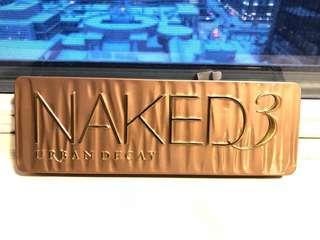 Urban Decay Naked 3 Palette + Free 3Concept Shadow