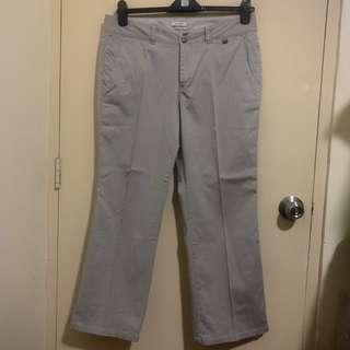 DOCKERS Light Grey Work Pants