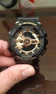 Casio G-Shock GA110GB-1A (Authentic)