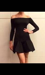 🚚 LB Off Shoulder Dress