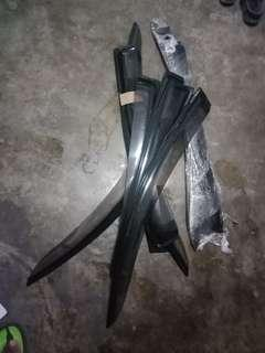Door visor passo for myvi