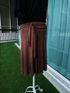 Short skirt by Little Black Book