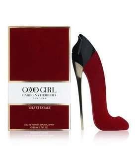 Carolina Herrera Good Girl Velvet Fatale Limited Edition