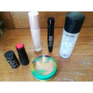 OFFERS ON HIGH END MAKEUP (NEW)