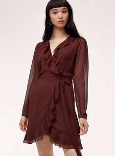 NWT Aritzia Louise Dress Size Small