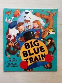 🚚 Big Blue Trrain