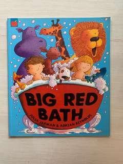 🚚 Big Red Bath