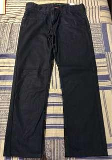 MEN'S: Celio Dark Blue Jeans
